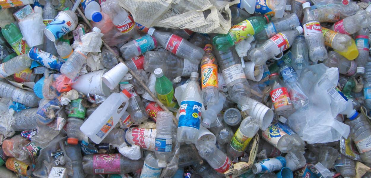 Åsa Stenmarck utreder plastens miljöeffekter