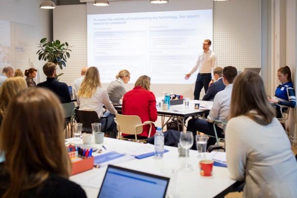 Utforska cirkulära affärsmodeller i ett nordiskt sammanhang