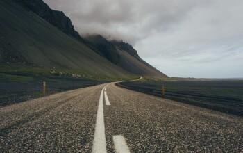 Avfall kan blandas in i ny asfalt och spara in på primära råvaror